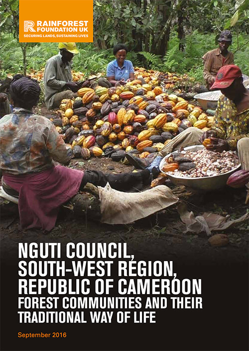 Nguti Council, South West Region of Cameroon