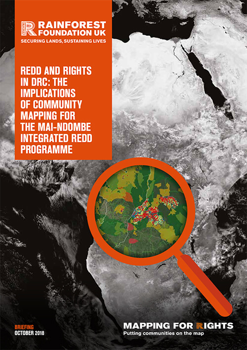 REDD and Rights: The implications of Community Mapping for the Mai Ndombe Integrated REDD Programme