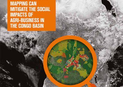 Sécuriser les terres: Comment la cartographie participative peut atténuer les impacts sociaux de l'agroindustrie dans le bassin du congo