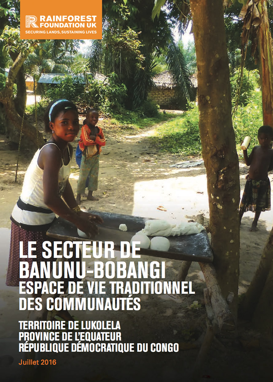 Banunu Bobangi Sector, DRC: An Atlas of Traditional Forest Life