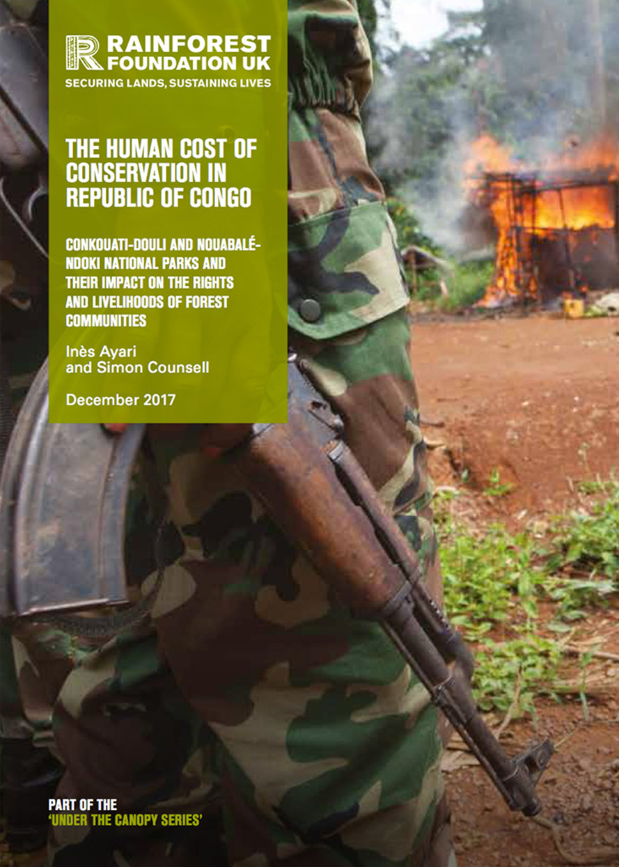 THE HUMAN COST OF CONSERVATION IN THE REPUBLIC OF CONGO