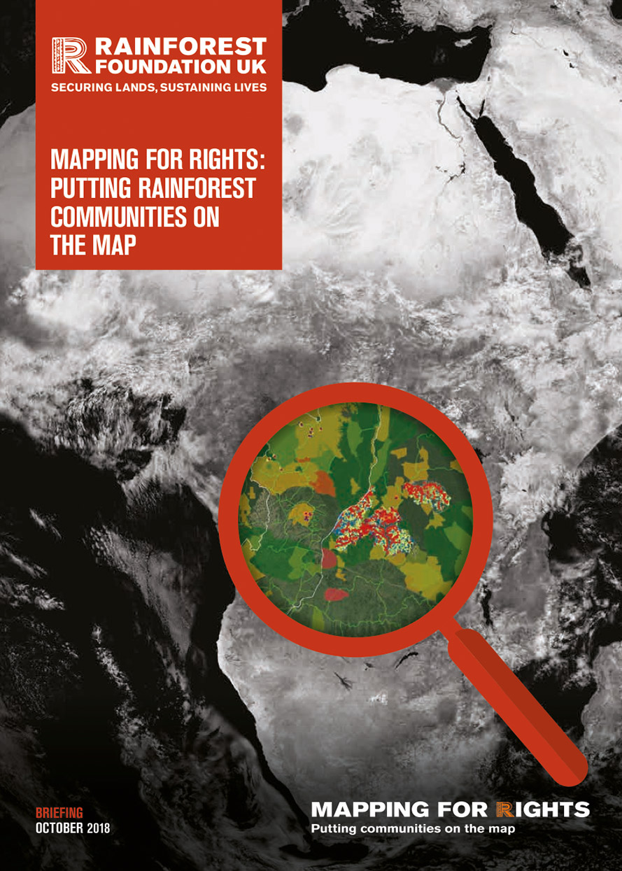MappingForRights: Putting Rainforest Communities on the Map