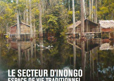 Le Secteur d'Inongo: Espace Traditionnel des Communuatés