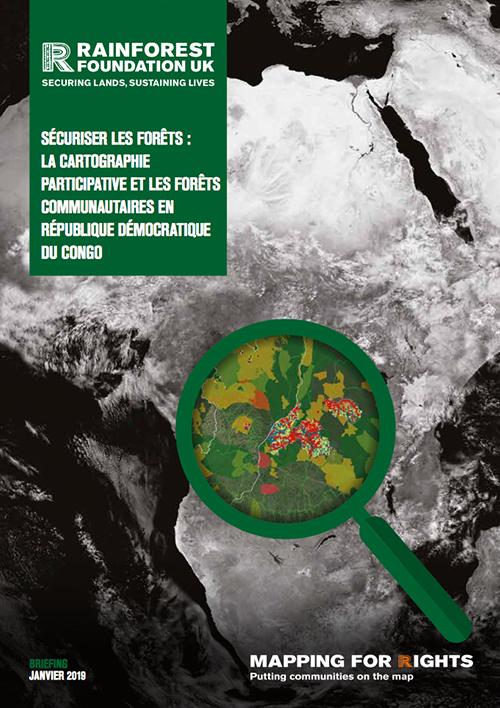 Sécuriser les forêts: La cartographie participative et les forêts communautaires en RDC