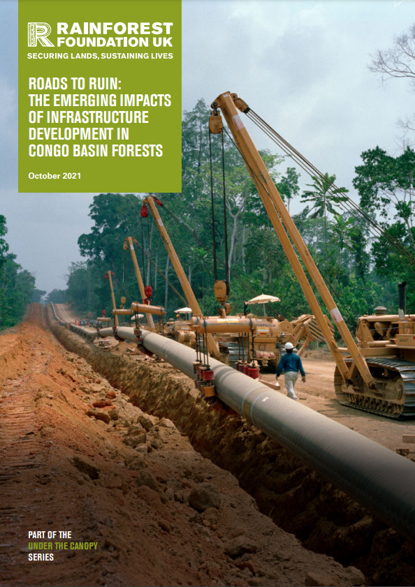 Roads to Ruin: The emerging impacts of infrastructure development in the Congo Basin forests